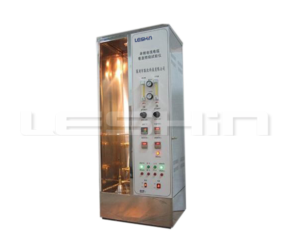 Wire and Cable Flame Tester